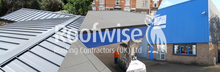 Commercial Roofing services in Leicester