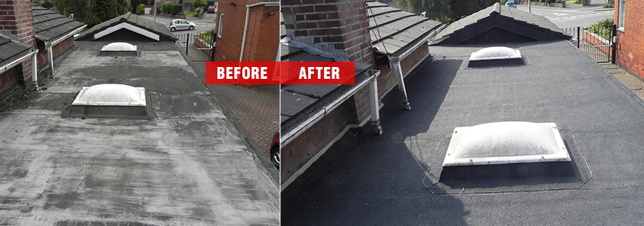 Roofwise Flat Roofing Leicester New And Repairs