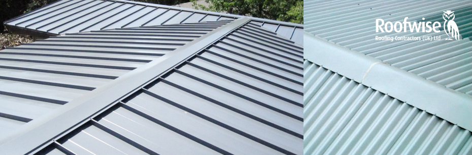 Metal roofing leicester